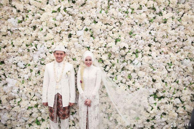 Traditional Wedding Karina & Yona by Sheraton Surabaya Hotel & Towers - 020