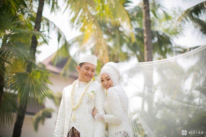 Traditional Wedding Karina & Yona by Sheraton Surabaya Hotel & Towers - 021