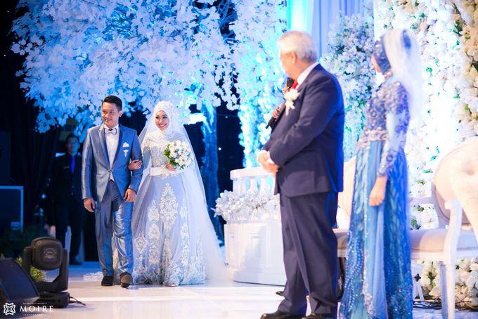 Traditional Wedding Karina & Yona by Sheraton Surabaya Hotel & Towers - 025