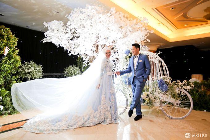 Traditional Wedding Karina & Yona by Sheraton Surabaya Hotel & Towers - 027