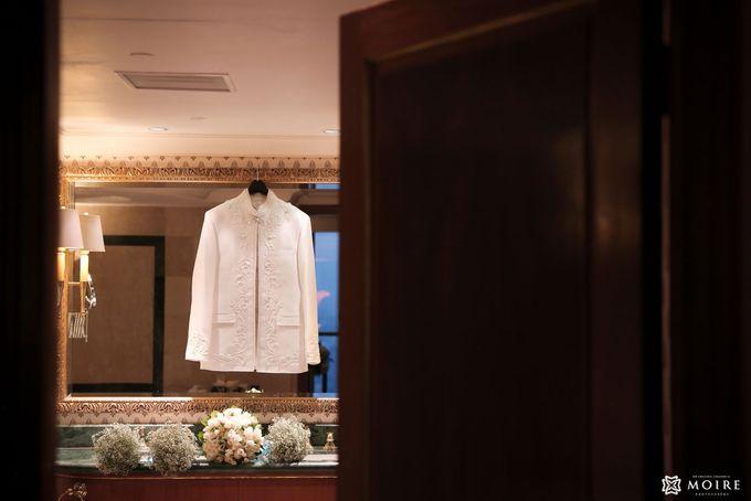 Traditional Wedding Karina & Yona by Sheraton Surabaya Hotel & Towers - 001