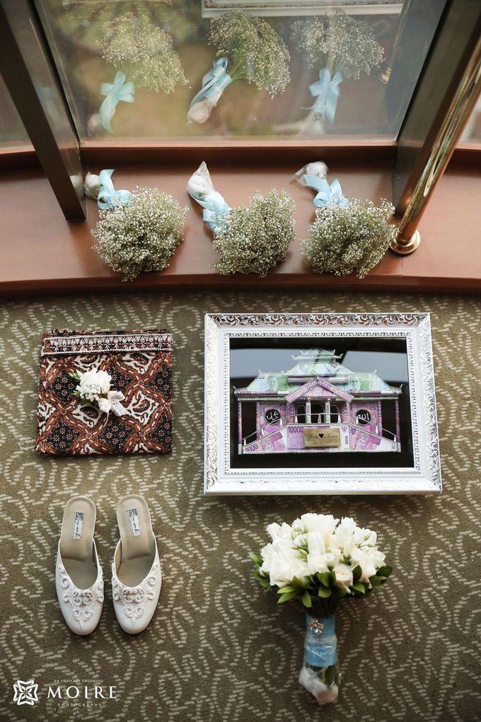 Traditional Wedding Karina & Yona by Sheraton Surabaya Hotel & Towers - 002