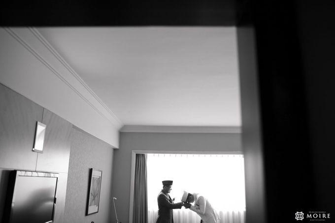 Traditional Wedding Karina & Yona by Sheraton Surabaya Hotel & Towers - 003