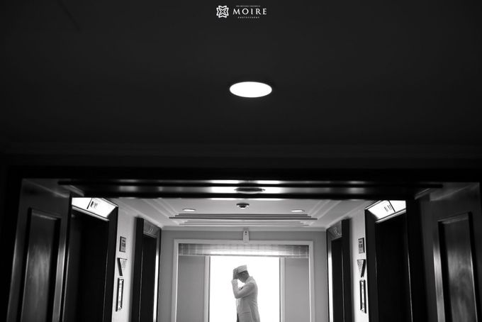 Traditional Wedding Karina & Yona by Sheraton Surabaya Hotel & Towers - 004