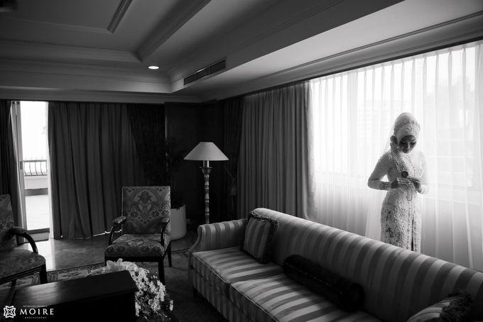 Traditional Wedding Karina & Yona by Sheraton Surabaya Hotel & Towers - 007