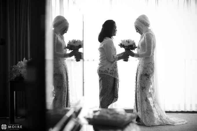 Traditional Wedding Karina & Yona by Sheraton Surabaya Hotel & Towers - 008
