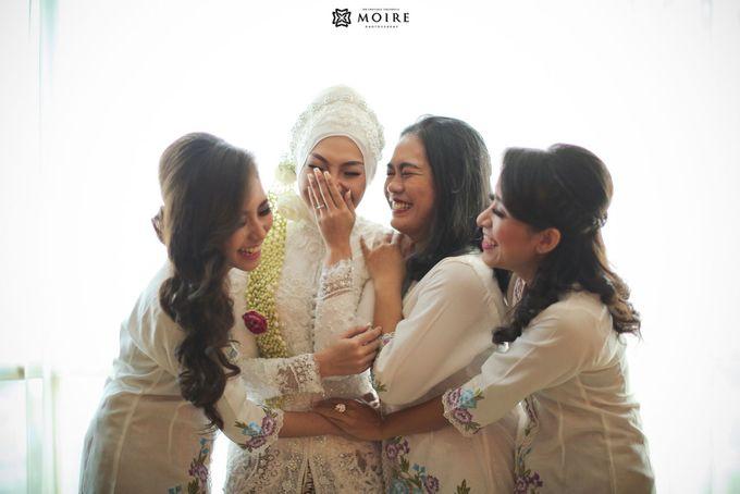 Traditional Wedding Karina & Yona by Sheraton Surabaya Hotel & Towers - 009