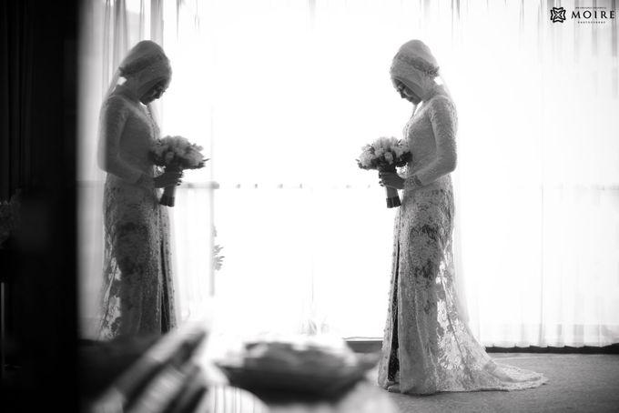 Traditional Wedding Karina & Yona by Sheraton Surabaya Hotel & Towers - 010