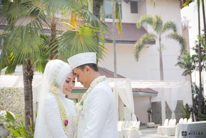 Traditional Wedding Karina & Yona by Sheraton Surabaya Hotel & Towers - 011