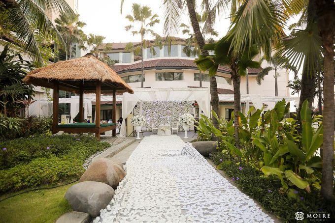 Traditional Wedding Karina & Yona by Sheraton Surabaya Hotel & Towers - 014