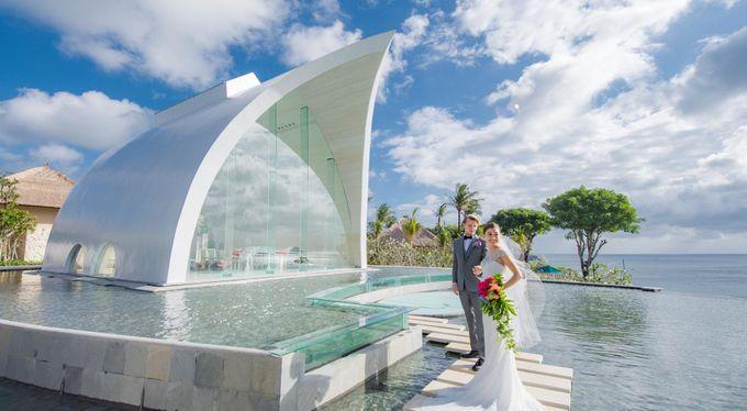 Tresna Chapel by AYANA Resort and Spa, BALI - 001