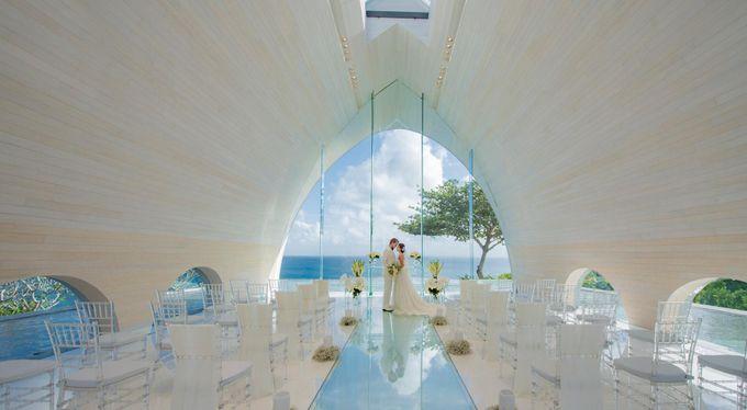 Tresna Chapel by AYANA Resort and Spa, BALI - 002
