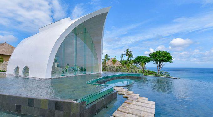 Tresna Chapel by AYANA Resort and Spa, BALI - 003