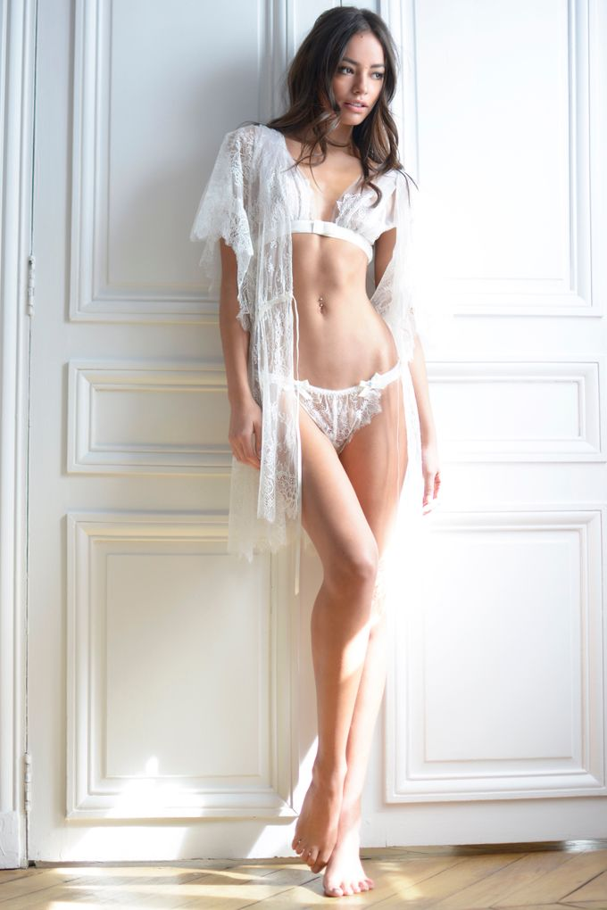 Parisienne Lingerie Collection by Bridal Trousseau - 009