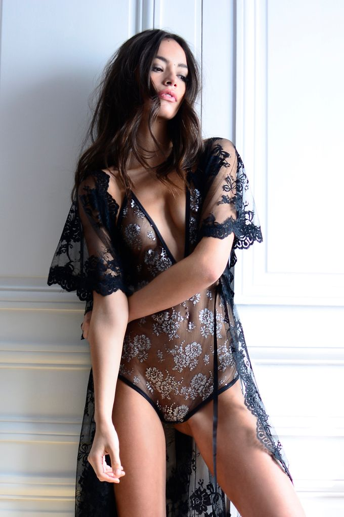 Parisienne Lingerie Collection by Bridal Trousseau - 003
