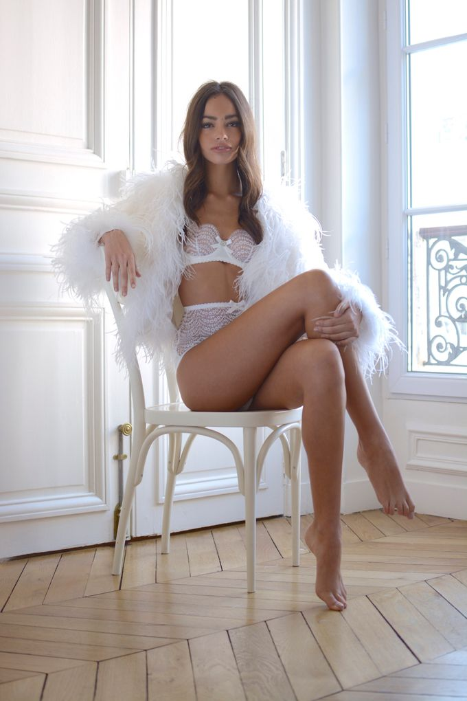 Parisienne Lingerie Collection by Bridal Trousseau - 004