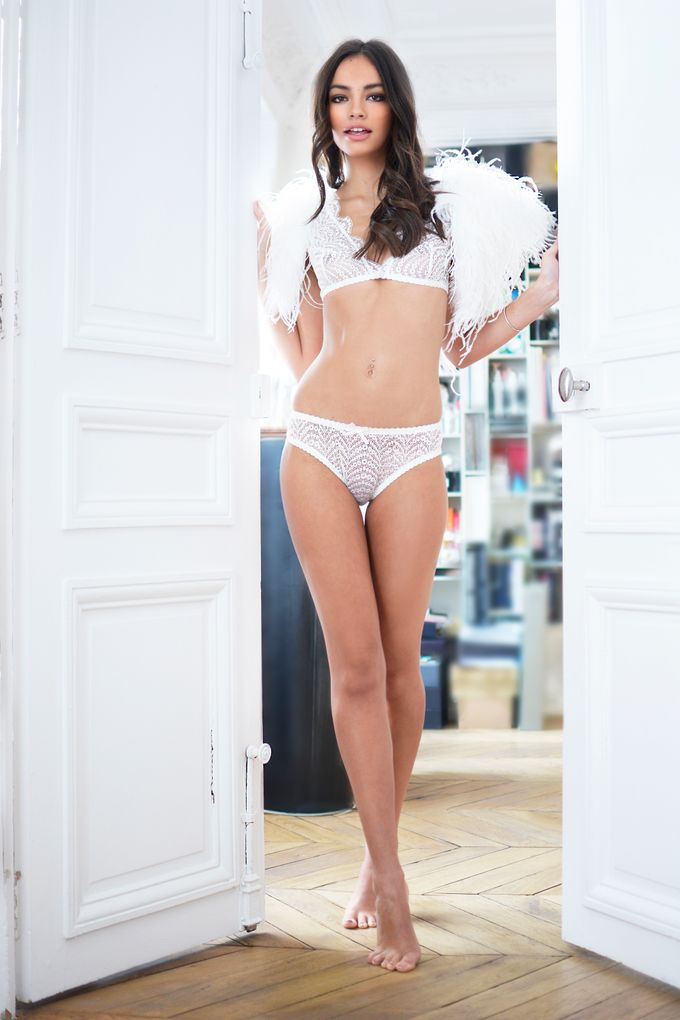 Parisienne Lingerie Collection by Bridal Trousseau - 006
