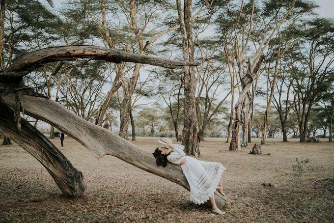 Elopement in Masai Mara Kenya by Tu Nguyen Wedding - 004