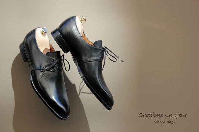 Classic Formal Mens Dress Shoes by Septième Largeur Singapore - 004