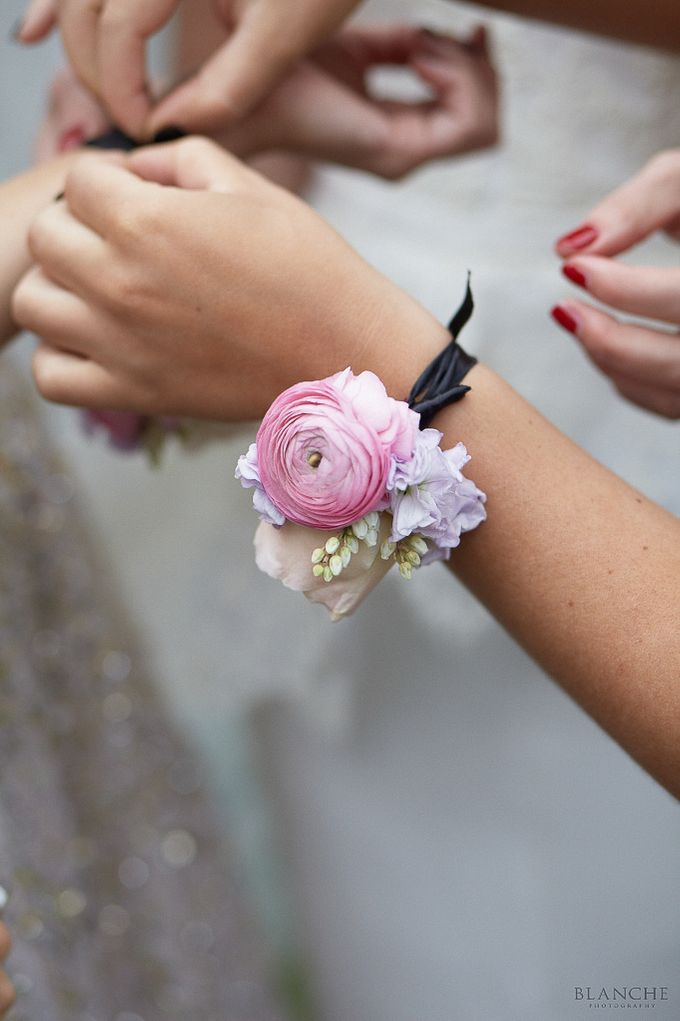 Bridal Party by Affair with George  Florals & Event Styling - 018