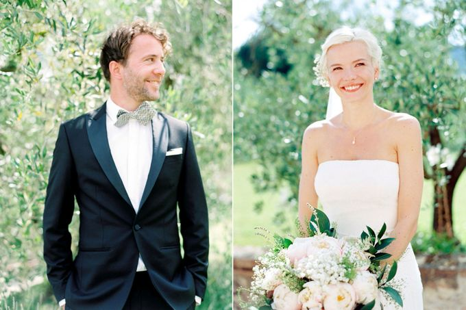 A rustic Tuscan wedding by Caught the Light - 003