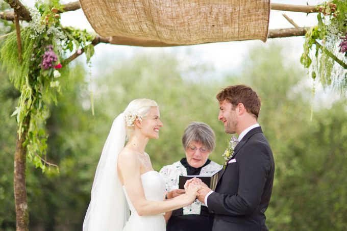 A rustic Tuscan wedding by Caught the Light - 004