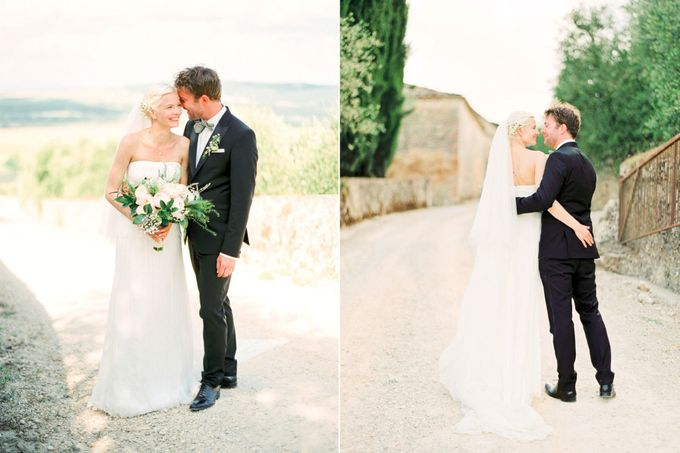 A rustic Tuscan wedding by Caught the Light - 007