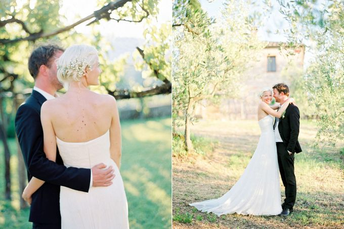 A rustic Tuscan wedding by Caught the Light - 010