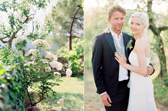 A rustic Tuscan wedding by Caught the Light - 011