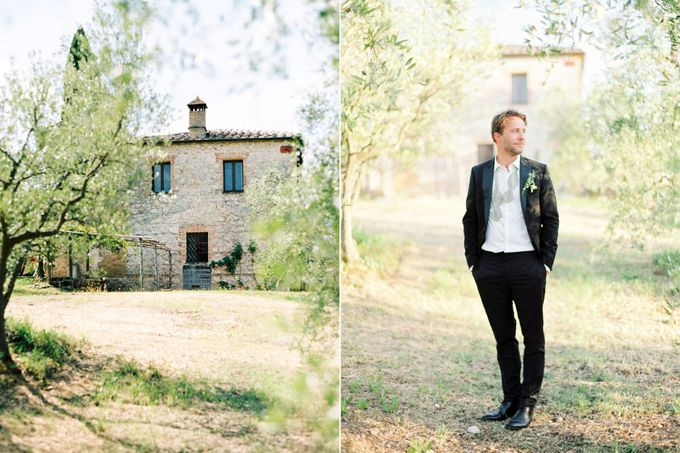A rustic Tuscan wedding by Caught the Light - 009