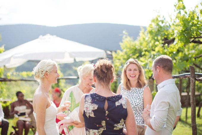 A rustic Tuscan wedding by Caught the Light - 015