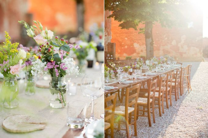 A rustic Tuscan wedding by Caught the Light - 017