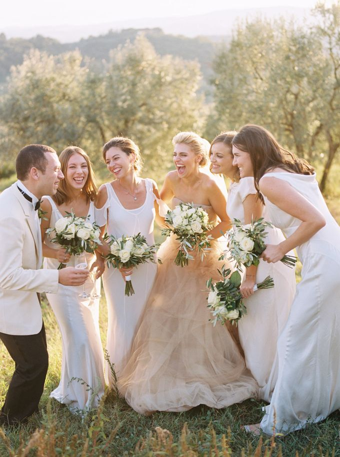Tuscan Wedding by Katie Grant Photography - 022