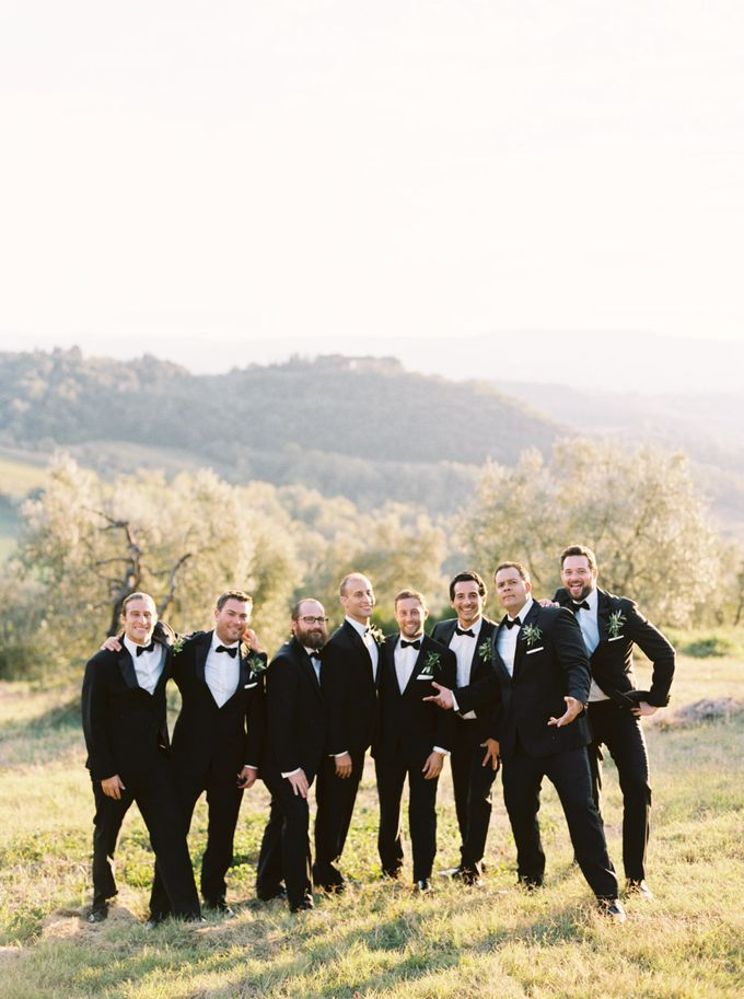 Tuscan Wedding by Katie Grant Photography - 023