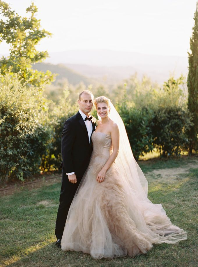 Tuscan Wedding by Katie Grant Photography - 025