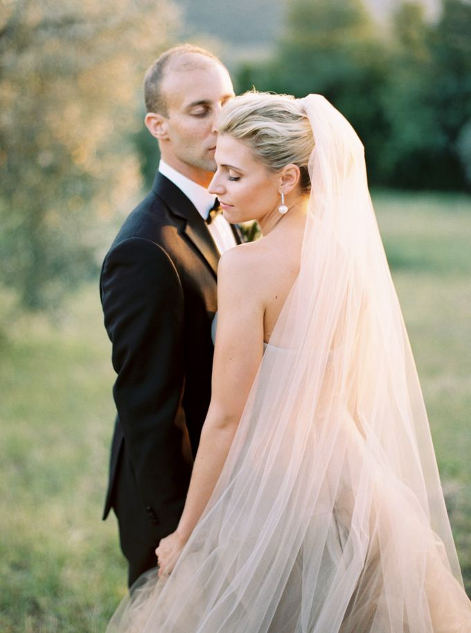 Tuscan Wedding by Katie Grant Photography - 027