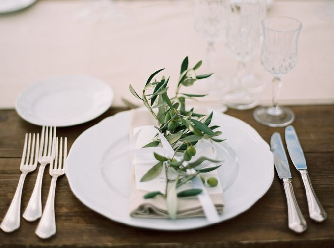 Tuscan Wedding by Katie Grant Photography - 030