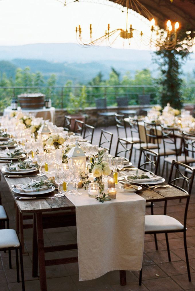 Tuscan Wedding by Katie Grant Photography - 031
