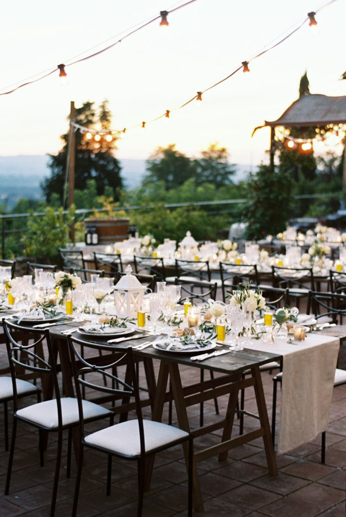 Tuscan Wedding by Katie Grant Photography - 032