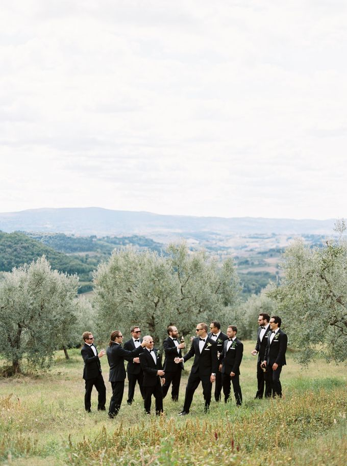 Tuscan Wedding by Katie Grant Photography - 005