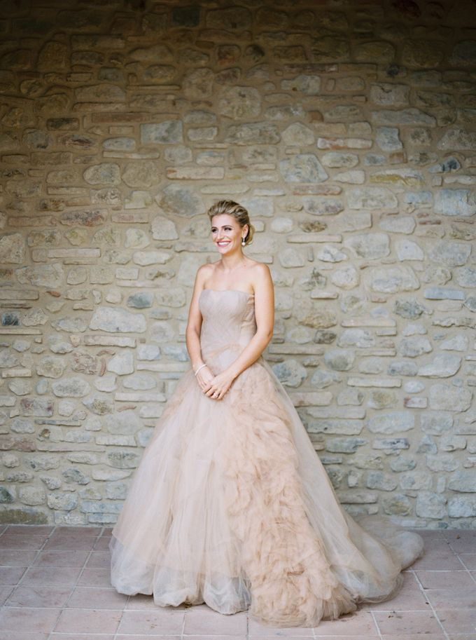 Tuscan Wedding by Katie Grant Photography - 012