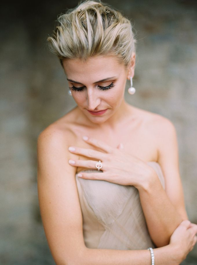 Tuscan Wedding by Katie Grant Photography - 013