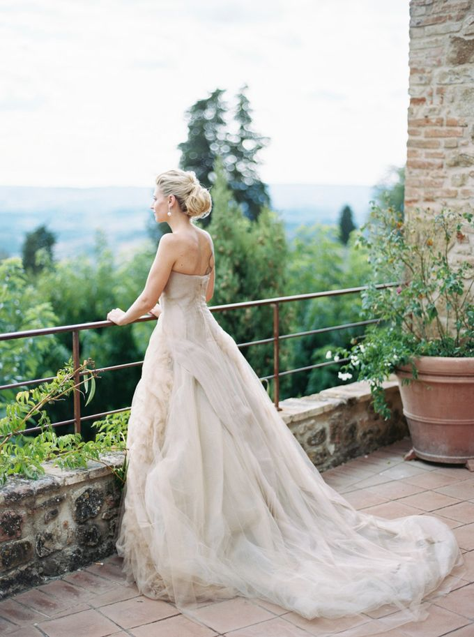 Tuscan Wedding by Katie Grant Photography - 014