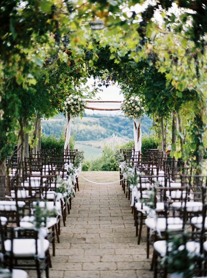 Tuscan Wedding by Katie Grant Photography - 015