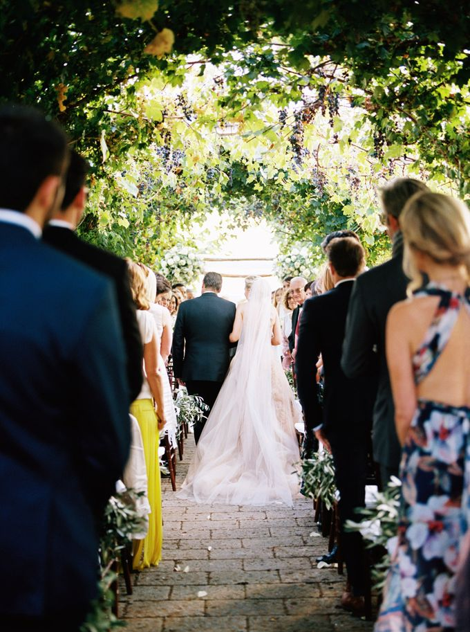 Tuscan Wedding by Katie Grant Photography - 017