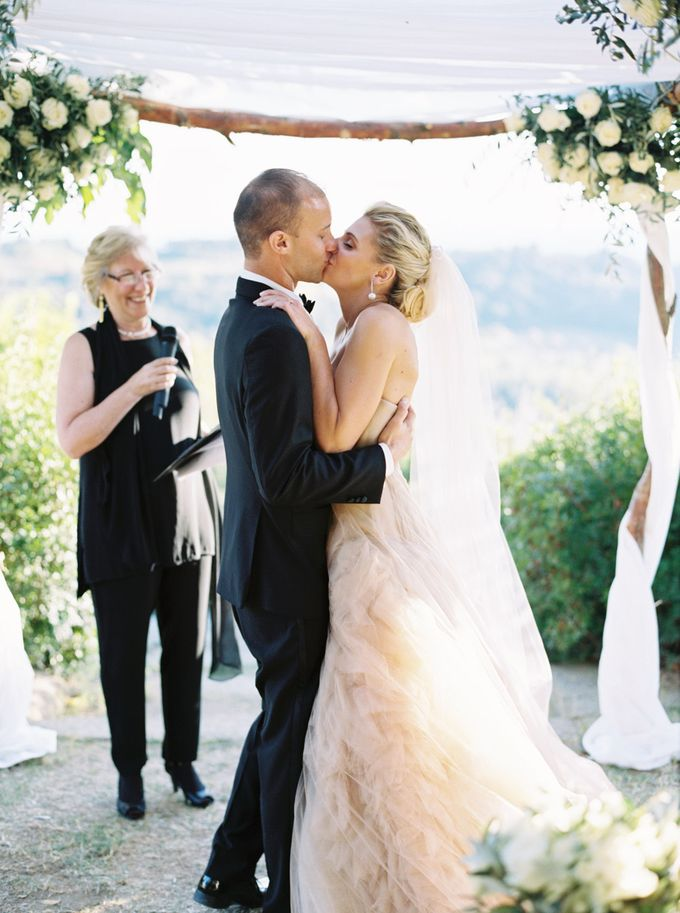 Tuscan Wedding by Katie Grant Photography - 019