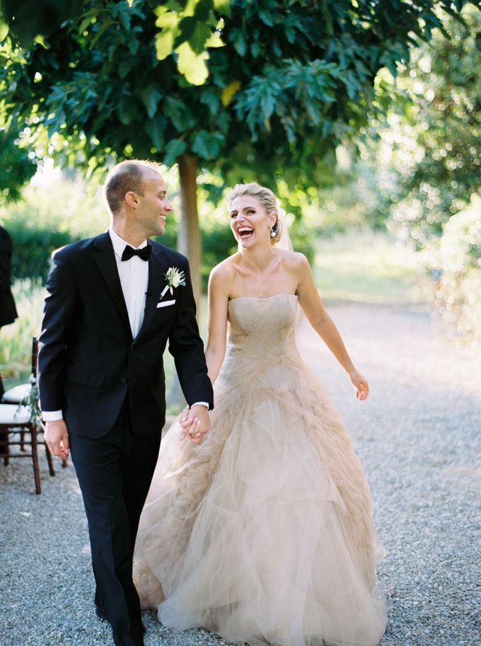 Tuscan Wedding by Katie Grant Photography - 020