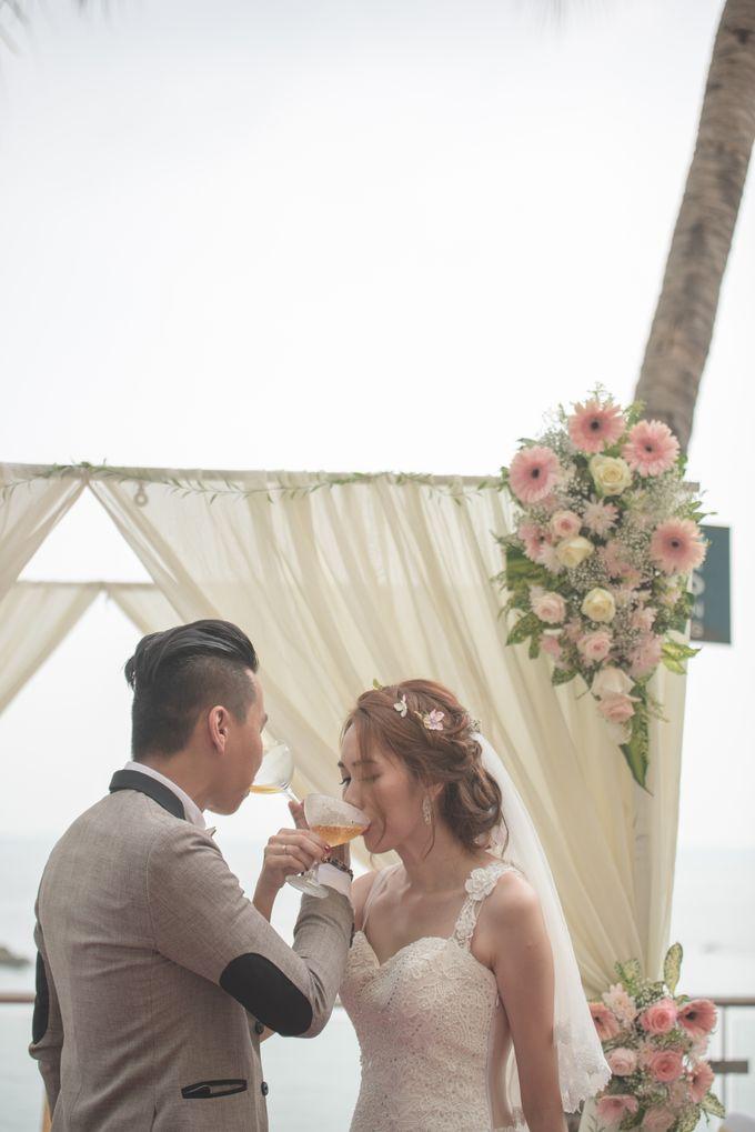 Tyng Yan & Julie Garden Wedding by My Love Momentz - 033
