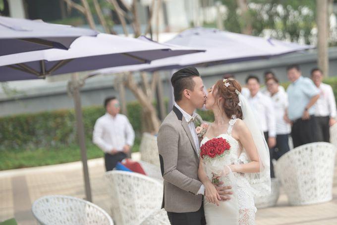 Tyng Yan & Julie Garden Wedding by My Love Momentz - 037