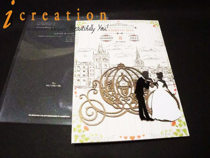Past Invitation Project by Icreation - 011